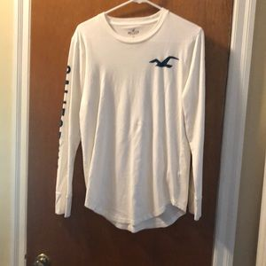 Men's Hollister long sleeve T-shirt